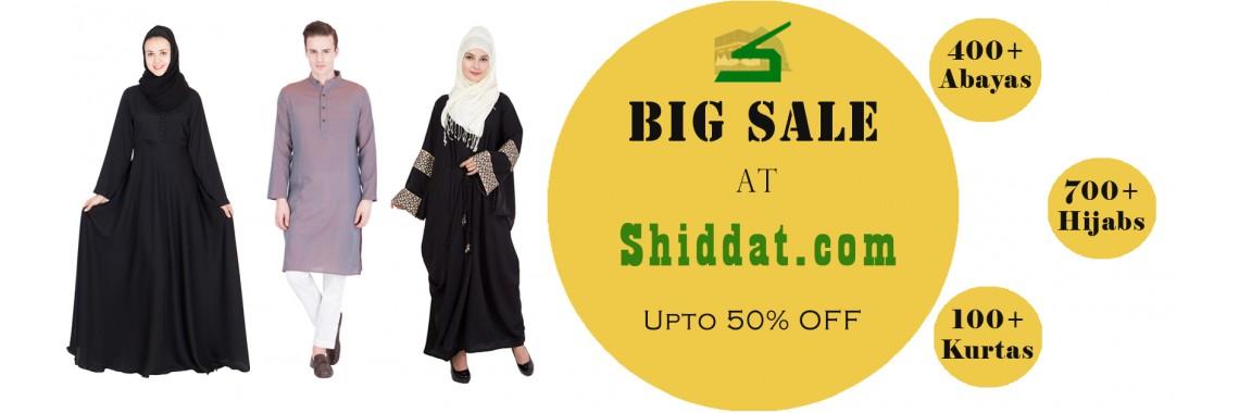 Sale at Shiddat.com