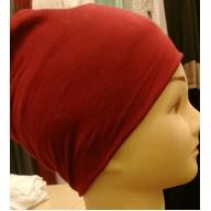 Jersey Hijab Band - Maroon