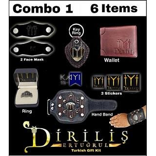 Dirilis Ertugrul Gift Pack Combo-6