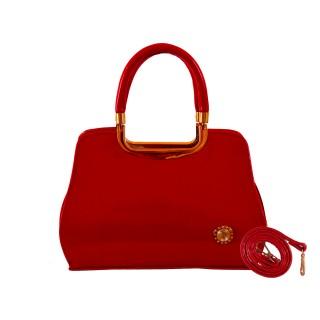 Women's handbag - Red