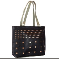 Ladies designer handbag - Black