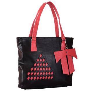 Ladies designer handbag - Black