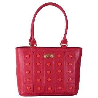 Women's designer handbag - Pink color