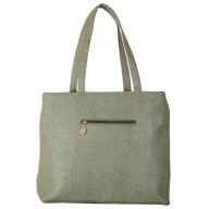 Women's designer handbag - Grey