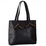 Women's designer handbag - Black