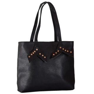 Women's designer handbag - Black