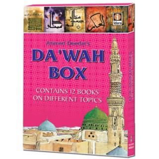 Ahmed Deedat's | DAWAH Gift Box - Contains 12 Books