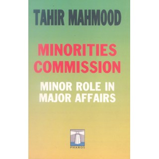 Minorities Commission: Minor Role In Major Affairs