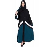 Abaya- Front open