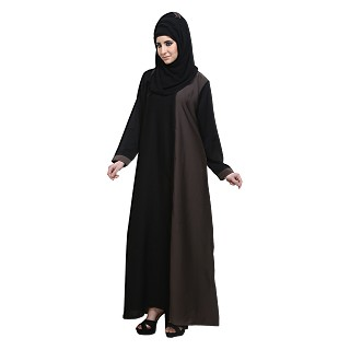 Abaya- Black Islamic dress