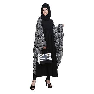 Kaftaan style abaya