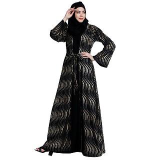 Party wear Kimono abaya
