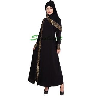 dc5fa4b7e7f9 Abaya Online in India- Designer Burqas, Jilbabs, Niqabs