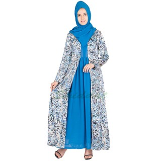 Abaya - Double layered