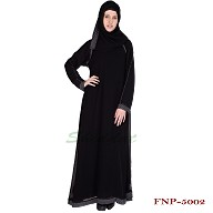 Casual abaya for regular use