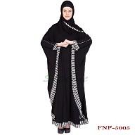 Classic Dubai Kaftan - Georgette Fabric