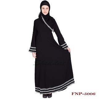 Casual abaya- turkish design