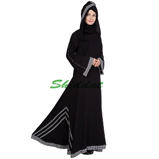 Turkish Design Umbrella Abaya