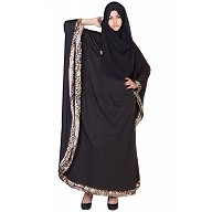 Exclusive Classic Kaftan-Black