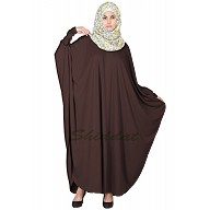 Exclusive Classic Kaftan-Cocoa Brown