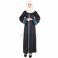 Abaya -Front open style