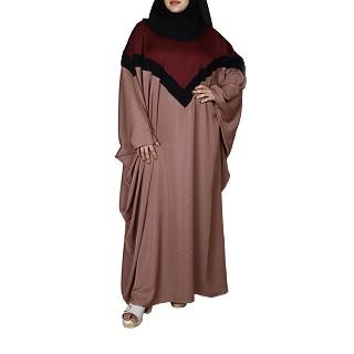Al-Nida material premium quality kaftan abaya