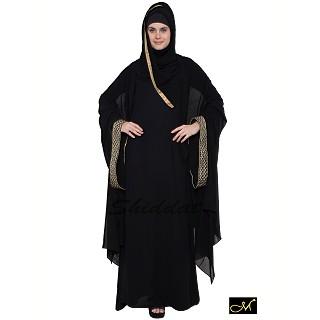 Designer Kaftan- Black