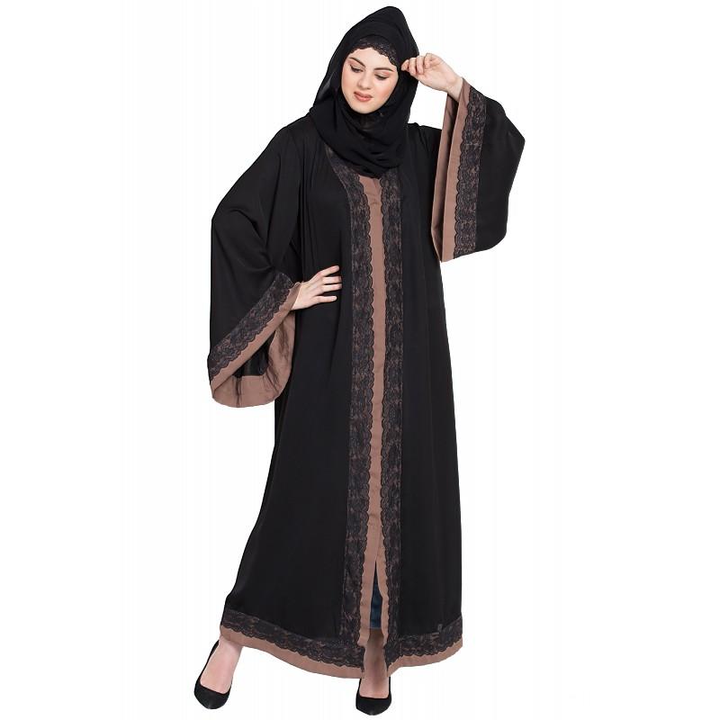 Dubai kaftan abaya