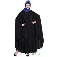 Irani Kaftan style abaya with handwork
