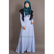 A-line Abaya for casual wear