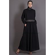 Classic abaya - Embellished partywear burka