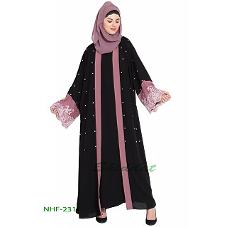 Party wear Dubai abaya