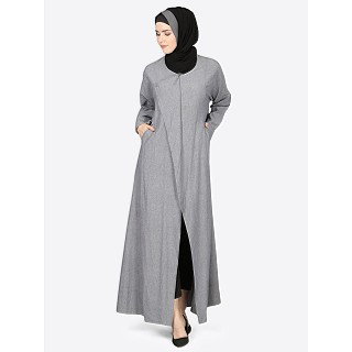 Casual Wear travel abaya- Coat abaya