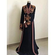 Abaya - Bridal middle east design
