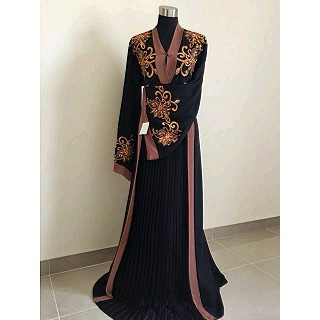Abaya - Bridal middle east design