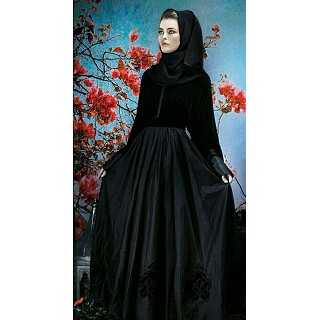 Burqa -  Full flair anarkali