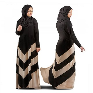 Abaya - lycra imported fabric