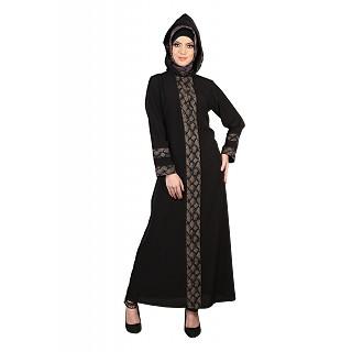 Exclusive Zohra Hoody Abaya