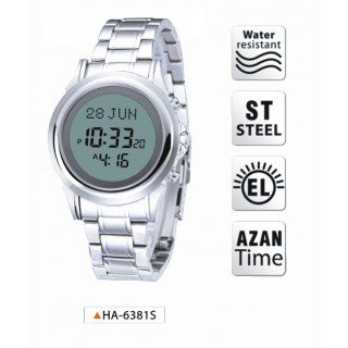 DIgital Azan Watch