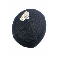 Owise cap in Black color