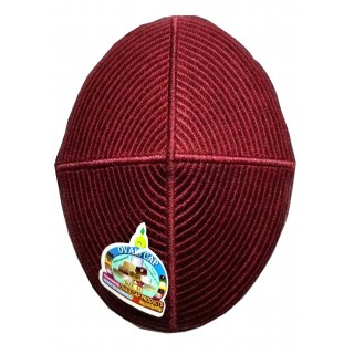 Owise Cap in Maroon color