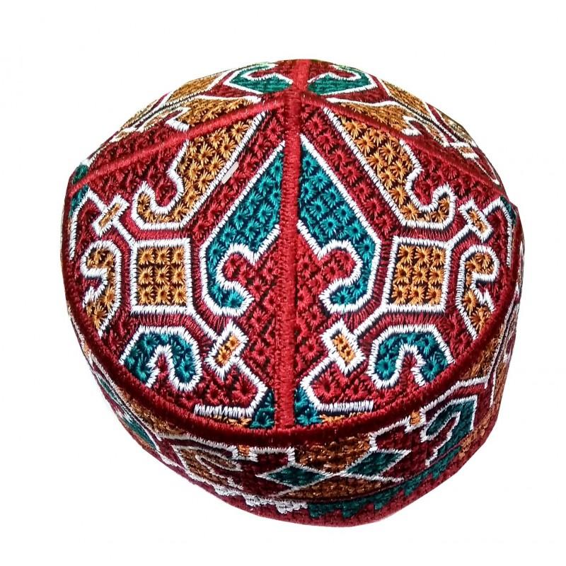 Muslim Prayer Cap Printed Islamic Prayer Hat Online In India