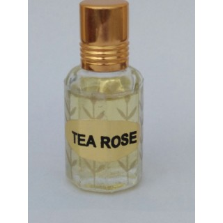 Tea Rose- Attar Perfume  (12 ml)