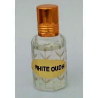 WHITE OUDH- Attar Perfume  (12 ml)
