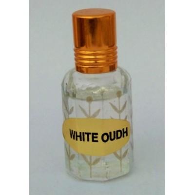 WHITE OUDH- Attar Perfume  (12 ml)
