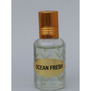 OCEAN FRESH- Attar Perfume  (12 ml)