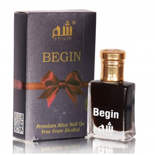 Begin - Attar Perfume  (10 ml)