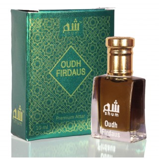 Oudh Firdaus - Attar Perfume  (10 ml)