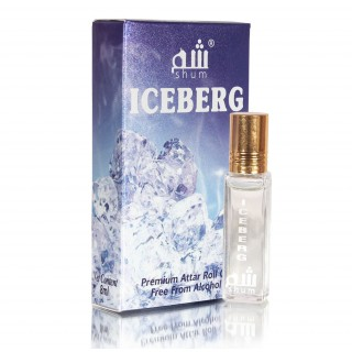 Ice Berg - Attar Perfume  (8 ml)