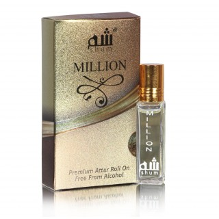 Million- Attar Perfume  (8 ml)